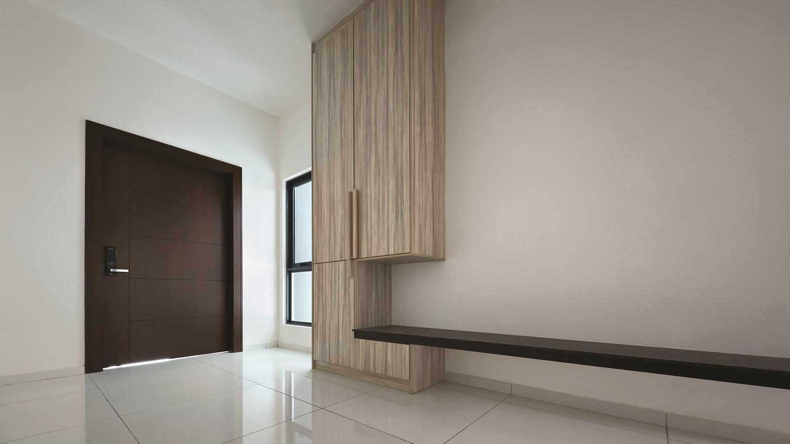 Type D Foyer
