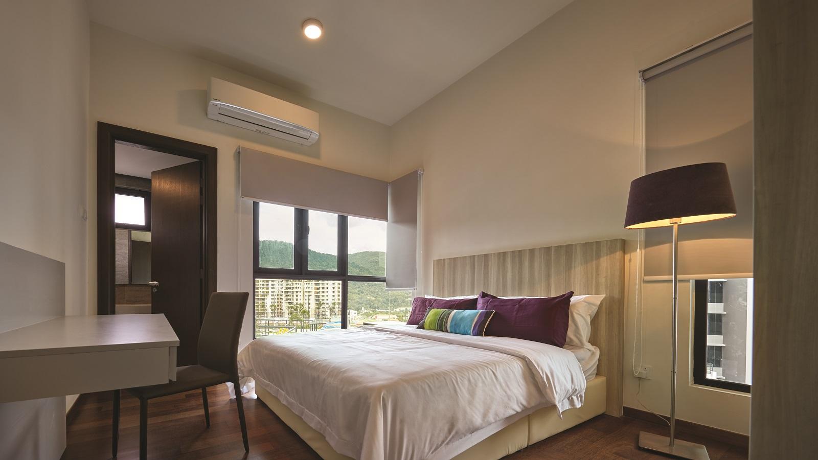 Type D bedroom 02