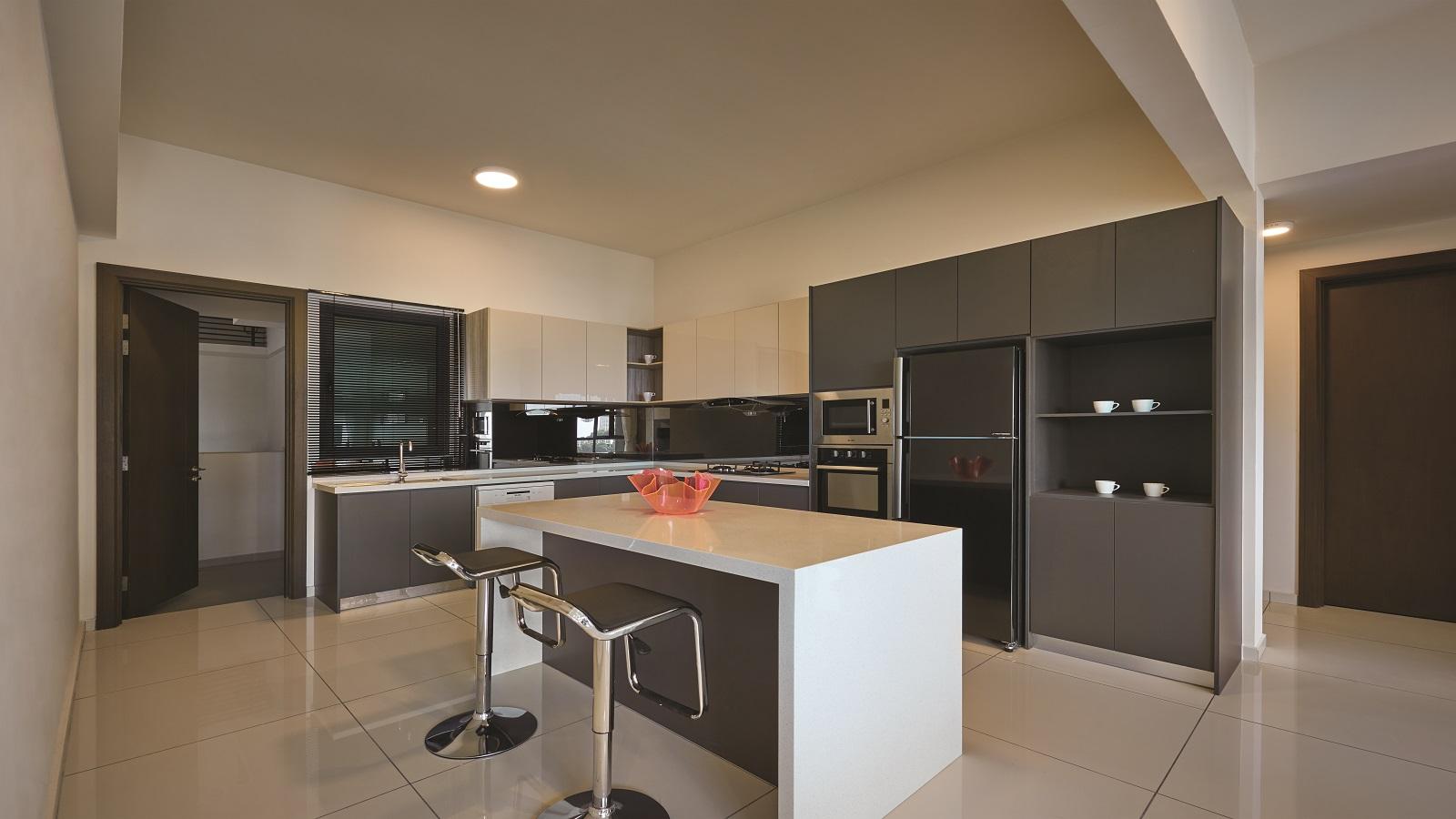 Type D kitchen 01